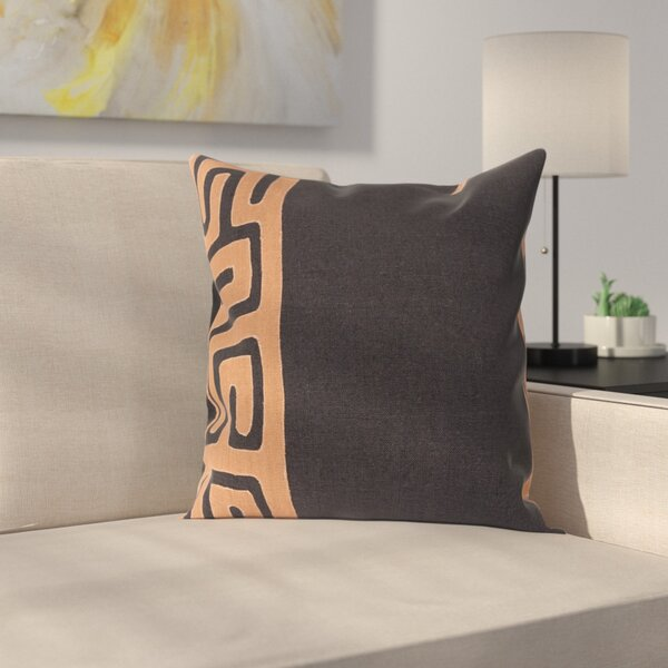 Bomaderry 100% Linen Throw Pillow Cover by World Menagerie